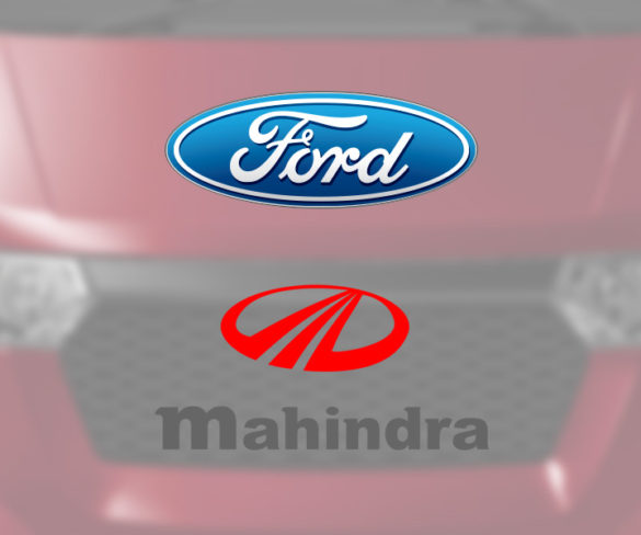 Ford and Mahindra form strategic collaboration