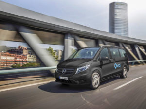 Mercedes-Benz to rival Uber with new London ride share service