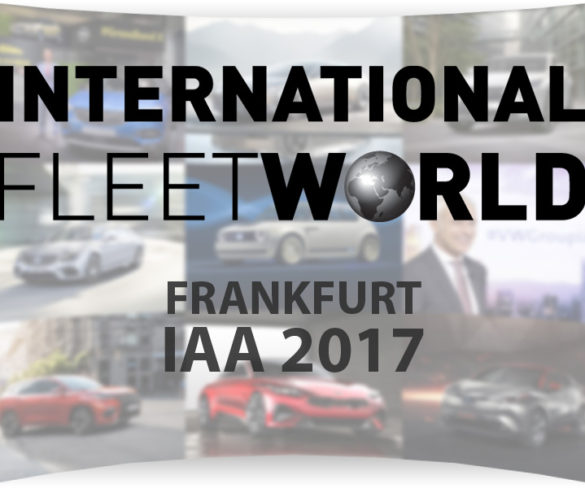 Frankfurt IAA 2017 news roundup