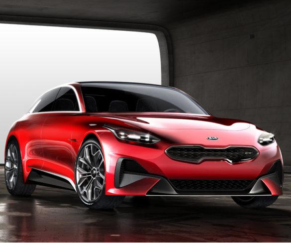 Kia unveils new European models