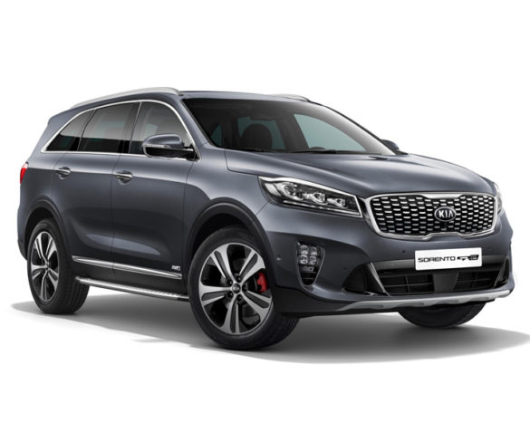 Facelifted Kia Sorento introduces new tech