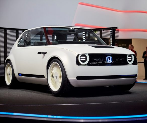 Honda's first EV for Europe due in 2019