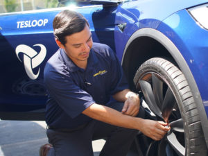Goodyear and Tesloop trial in-tyre wireless data tracking