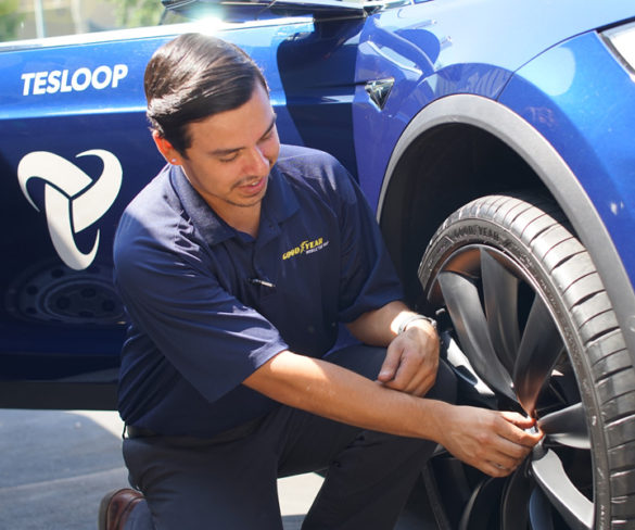 Goodyear's in-tyre wireless tech trials aims to keep fleets on the road