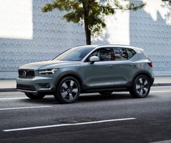 Volvo unveils XC40 crossover