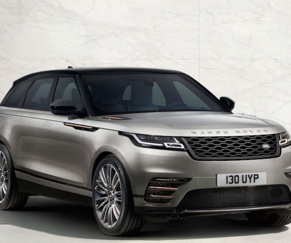 Range Rover Velar awarded five-star Euro NCAP safety rating