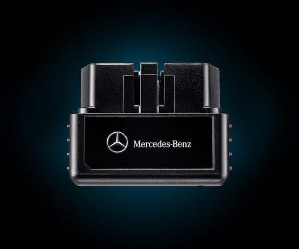 Mercedes PRO adapter brings telematics services for Vito and Sprinter