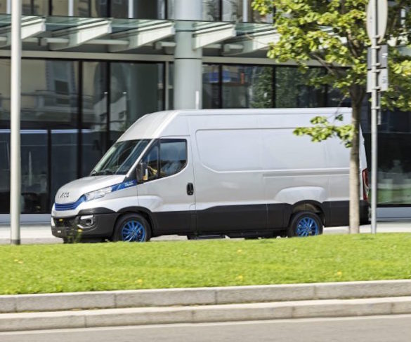 Iveco Daily Blue Power range tackles urban operation issues