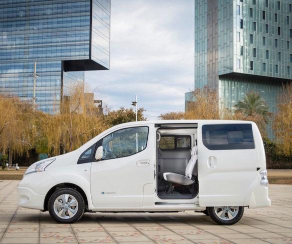 Range boost for Nissan e-NV200