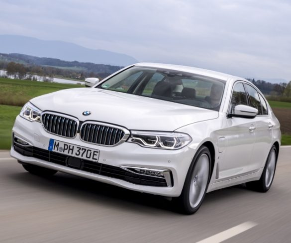 First Drive: BMW 530e iPerformance