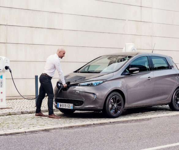 Renault develops EV smart charging app under new partnership