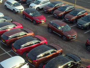 Peugeot 3008 SUVs