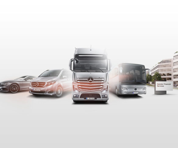 Daimler plans new structure