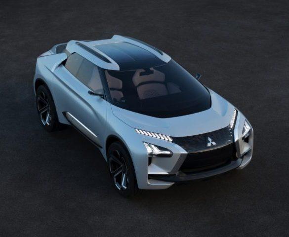 Mitsubishi hints at electric Evolution SUV