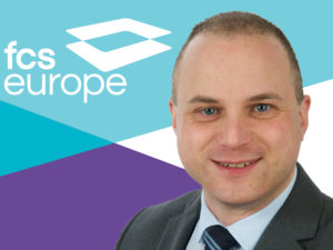 FCS Europe office general manager, Matthias Marx.