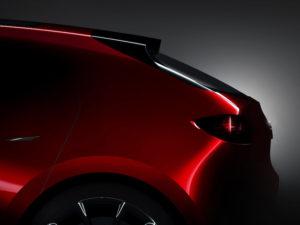 Mazda's product concept at Tokyo