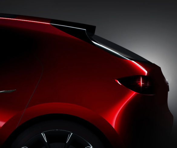 Mazda concept points to next-gen 3