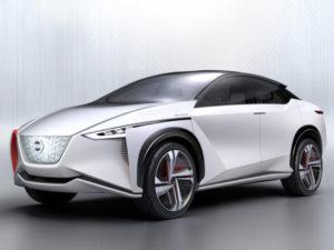 Nissan IMx EV crossover concept