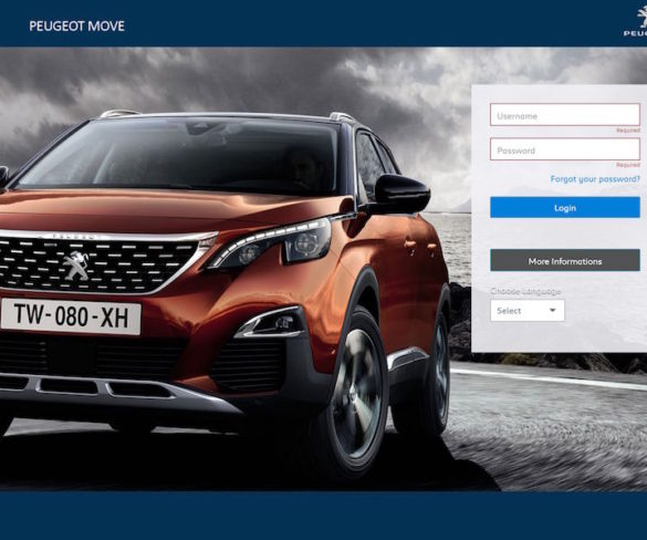 Groupe PSA launches redesigned Move portal for dealers