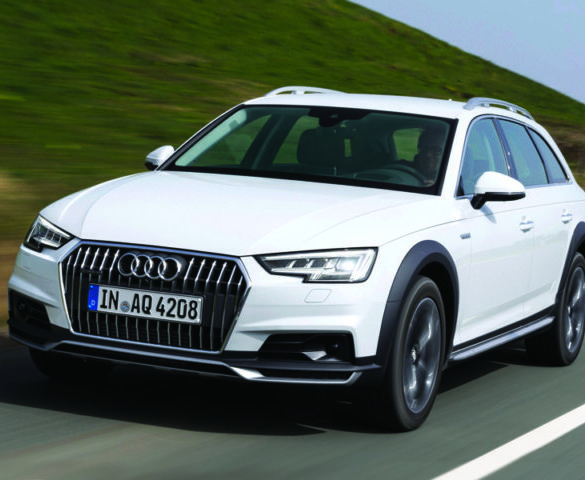 Road Test: Audi A4 Allroad Quattro