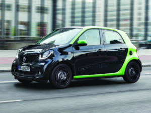 Smart ForFour Electric Drive