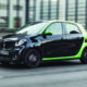 Road Test: Smart ForFour Electric Drive