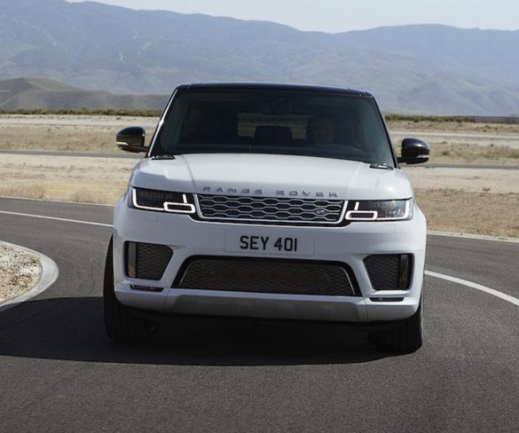 2018 Range Rover Sport gets plug-in hybrid tech