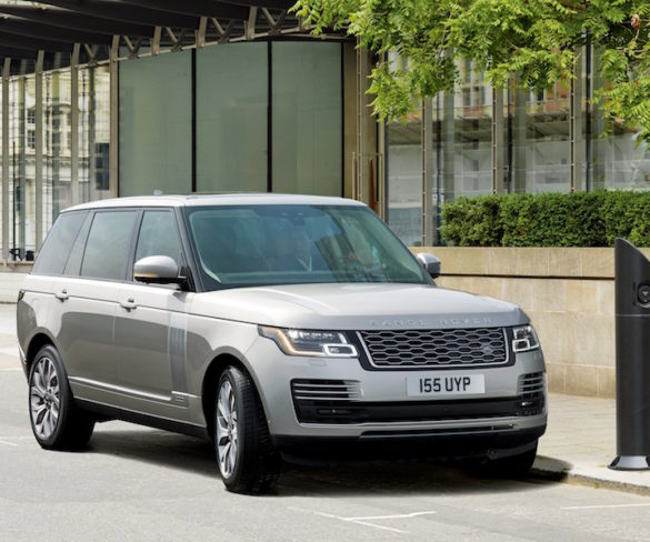 2018 Range Rover gets 64g/km plug-in hybrid