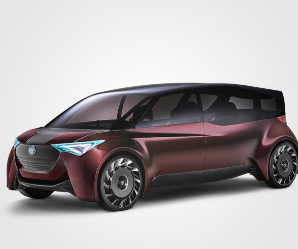 Toyota fuel cell concept targets 600+-mile range