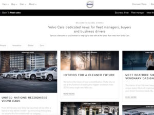 Volvo Global News Hub
