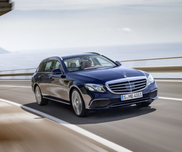 First Drive: Mercedes-Benz E-Class Estate