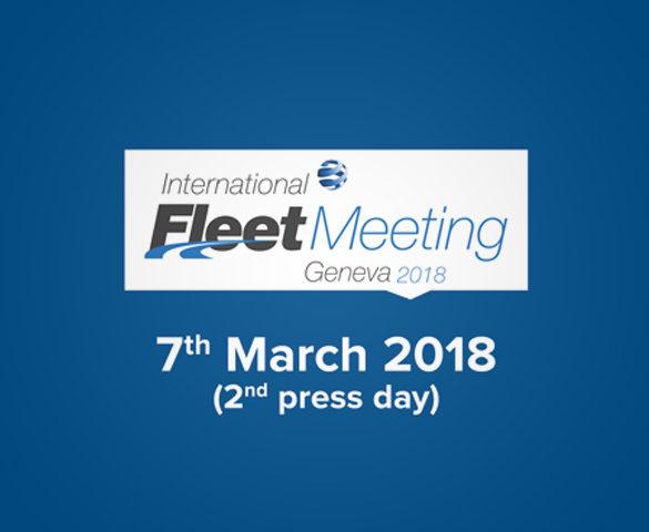 5th International Fleet Meeting in Geneva to bring expert industry insights