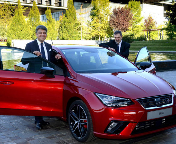 SEAT deal with Telefónica to aid mobility solutions