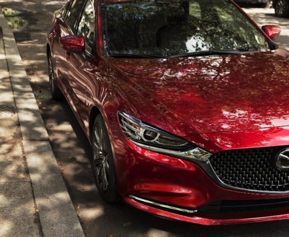 LA Motor Show preview for new Mazda6
