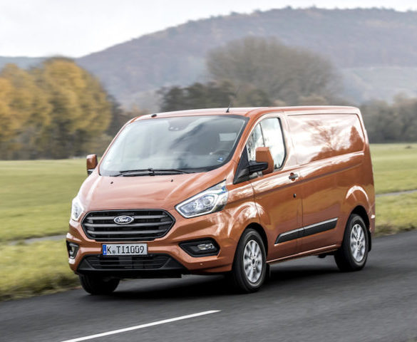 Refreshed Transit Custom goes on sale next month with 148g/km ECOnetic variant