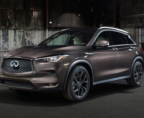 Infiniti QX50 to debut industry-first petrol engine tech
