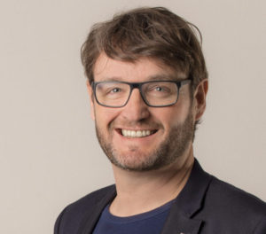 Sofico chief technology officer Piet Maes