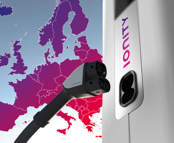 Carmakers push ahead with plans for pan-European 350kW EV charging network