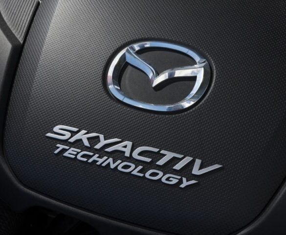 Mazda engines to target sub-EV CO2 emissions