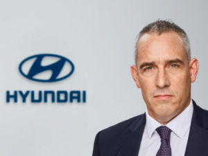 Steffen Giebler - Corporate Sales and Remarketing Director Hyundai Motor Europe
