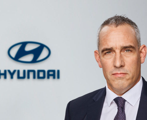 Steffen Giebler appointed corporate sales and remarketing director at Hyundai Motor Europe