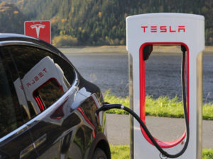 Electric vehicle adoption has reached a turning point
