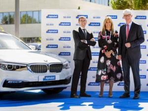 Alphabet reaches 50.000+ fleet verhicles in Spain
