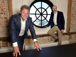 Bjorn Erik Helgeland and Petter Quinsgaard