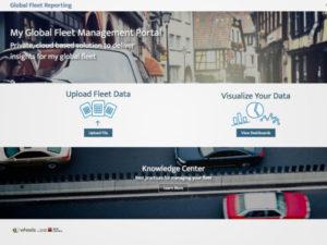 Global Fleet Reporting website launched