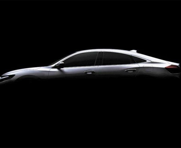 Honda previews dual-motor Insight hybrid