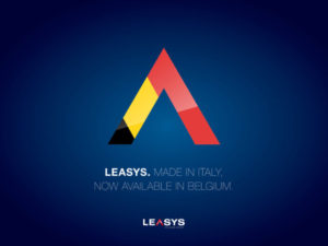Leasys has expanded into Belgium