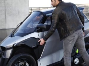 A new electric mobility solution to tackle urban mobility
