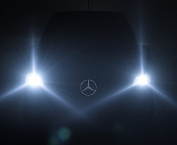 New Mercedes-Benz Sprinter gets connected solutions and electric version