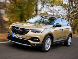 Opel has introduced a new Grandland X SUV top-of-the-line variant